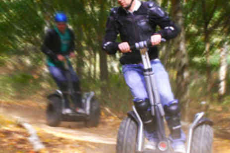 Segrally - Hour Long Weekday Segway Experience for One - Save 58%