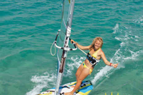 Lagoon Watersports - Three Hour Windsurfing Taster Session for One People - Save 52%