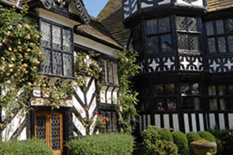 Gawsworth Hall - Entry to Gawsworth Hall for Two Adults - Save 53%
