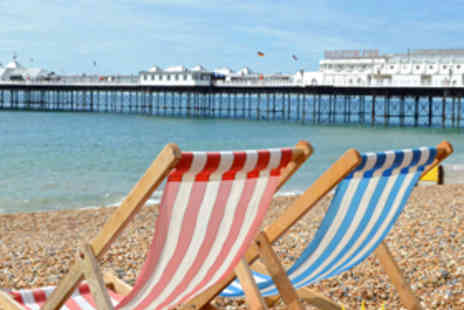 Brighton Walks - One and half Hour Themed Walking Tour of Brighton for Two People - Save 50%