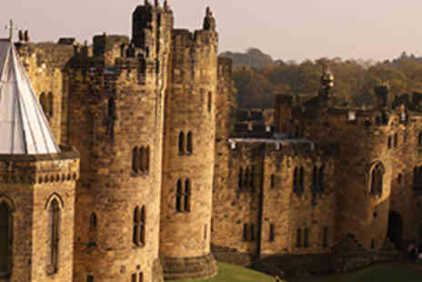Alnwick Castle Golf Club - Alnwick Castle Entry for One Adult - Save 38%