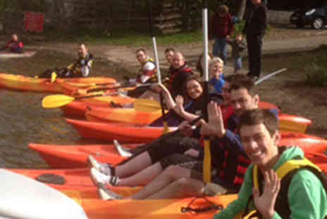 Chester Kayak Hire - Hour Long Kayaking Taster Session for One People - Save 52%