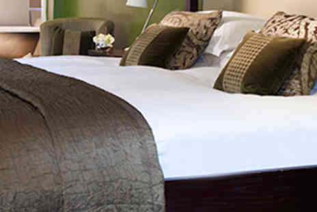 Stoke Place - Overnight Stay for Two People with Full English Breakfast - Save 50%