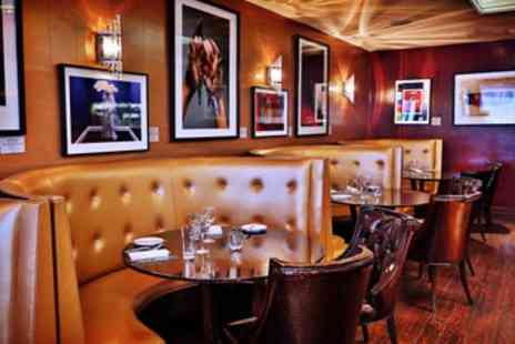 No.20 at Sanctum Soho - Three Course Dinner Champagne Cocktail - Save 43%