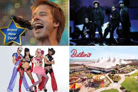 Butlins - Three night Butlins stay for two people - Save 37%