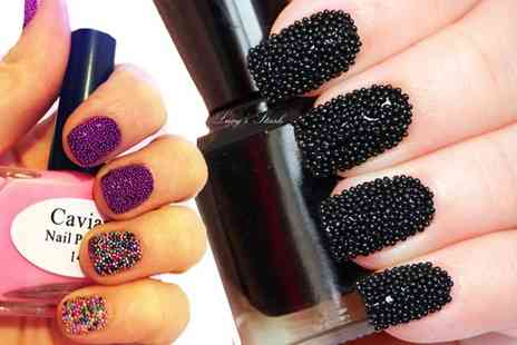 Dress Room - Beaded Nail Art Kits - Save 56%