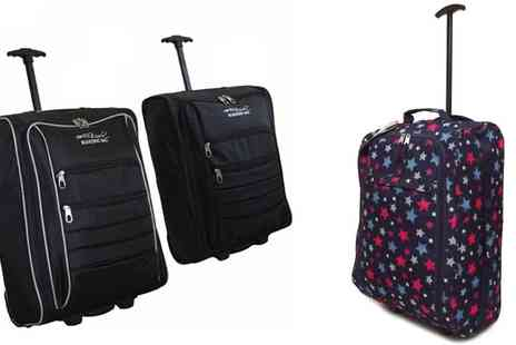 Millprice - Cabin Luggage Trolley Suitcase - Save 50%