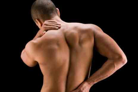 The Back Pain Centre - Chiropractic Assessment and Massage - Save 69%