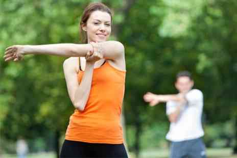 Bedfordshire Personal Training - Boot Cam Five, Ten or Fifteen Sessions - Save 70%