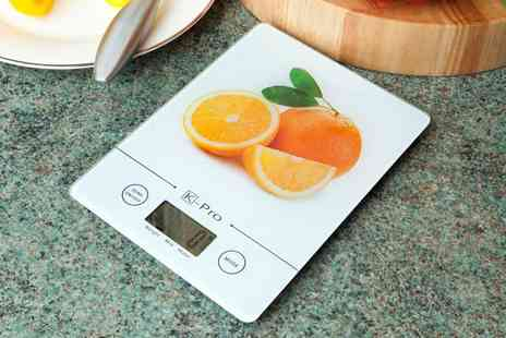 K Pro - Digital Kitchen Scales - Save 81%