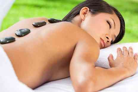 HypoLipo - Hot Stone Facial, Manicure and Choice of Massage - Save 63%