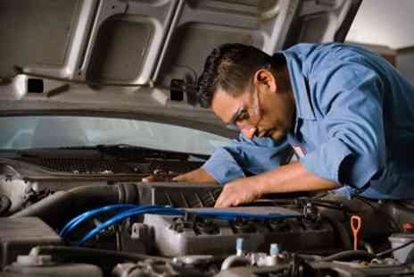 ABS Auto Engineering - Car Service Including MOT, Oil Change and Wash - Save 79%