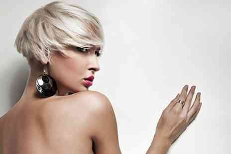 Saks Hair and Beauty - Cut, Restyle and Conditioning Treatment with Choice of Stylist - Save 69%