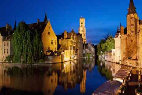 Viva Holidays - Two night Bruges stay - Save 50%