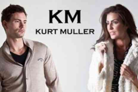 Kurt Muller - Mens or Womens Fashion Online or In Store - Save 60%