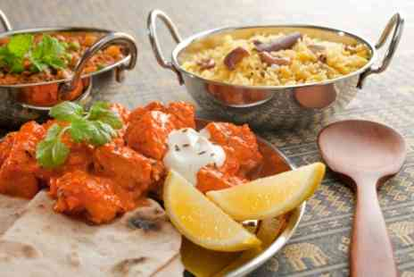Saffrani - Indian Meal With Rice or Naan Plus Beer - Save 53%