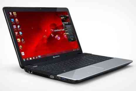 Box.co.uk - Packard Bell EasyNote 15.6 Dual Core Laptop With Windows 8 - Save 25%