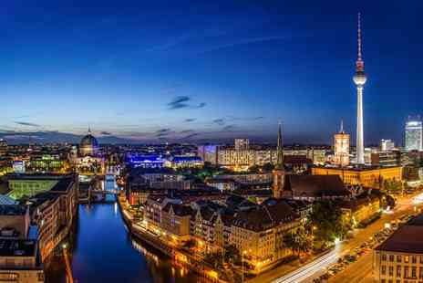 Viva Holidays - Two night 4 Berlin escape including flights plus breakfast and accommodation - Save 50%
