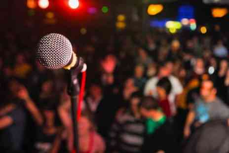 Native Tongue - Live Jazz and Comedy With Meal For Two - Save 56%
