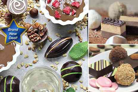 Cocoa Boutique - Luxury Great British Artisan Chocolate Collection - Save 63%