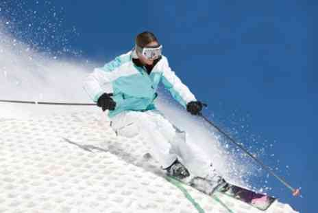 Mendip Snowsport Centre - Choice of Ski Lessons - Save 50%