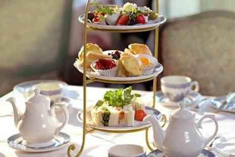 The Red Lion Hotel - Champagne Afternoon Tea For Two - Save 60%