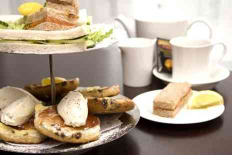 Cafe Bruxelles - Afternoon Tea For Two - Save 60%
