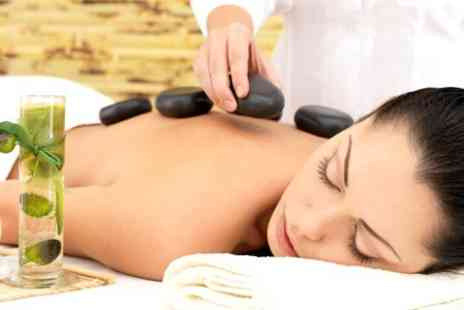 Ultraslim - One Hour Hot Stone Massage - Save 63%