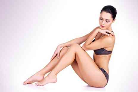 Body Beautiful - Waxing Package for Legs, Underarms, Bikini and Brows - Save 66%