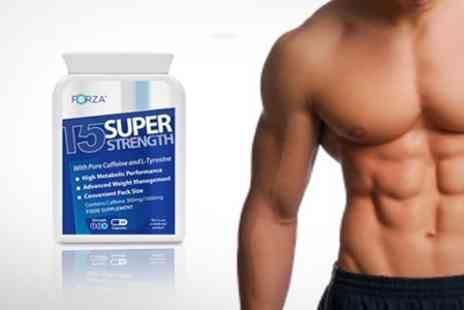 Forza Supplements - T5 Super Strength Weight Management Capsules - Save 50%