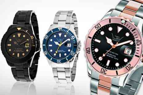 LTD Watch - LTD Divers Watches in Choice of Styles - Save 58%