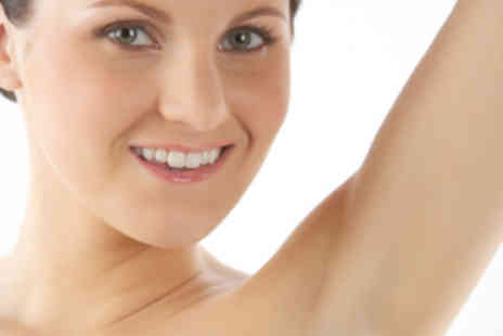 The Secret Treatment Rooms - Six Sessions of IPL Hair Removal on a Small - Save 53%