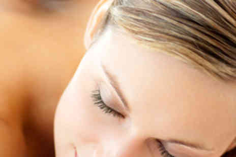 Beauty LA - Dermalogica Facial with Face and Scalp Massage, and Hot Stone Back, Neck, and Shoulder Massage - Save 71%