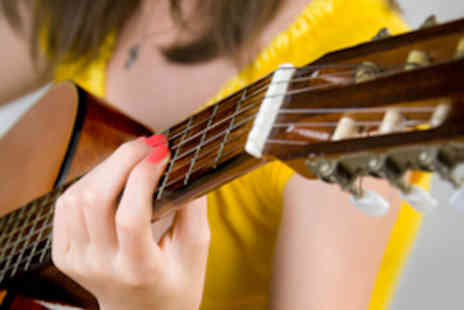 Belfast Music Academy - Four Piano, Guitar, Bass, or Drums Lessons - Save 71%