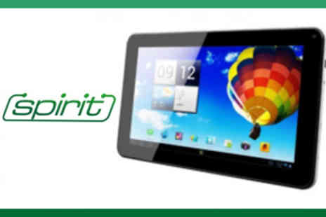 Spirit Electronics - 9 Inch Android 4 Touch Screen Tablet - Save 55%