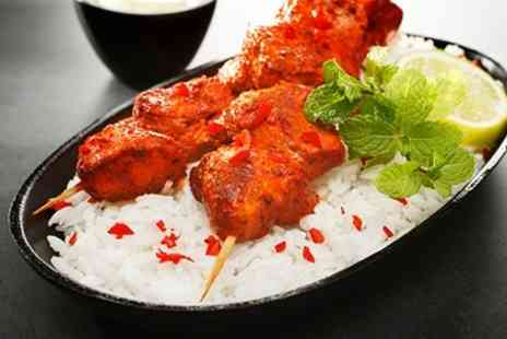 Shanaz Restaurant - Indian Cuisine For Two - Save 53%