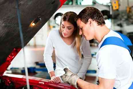 Adams Autos - Car Service, Oil and Filter Change and Valet - Save 74%