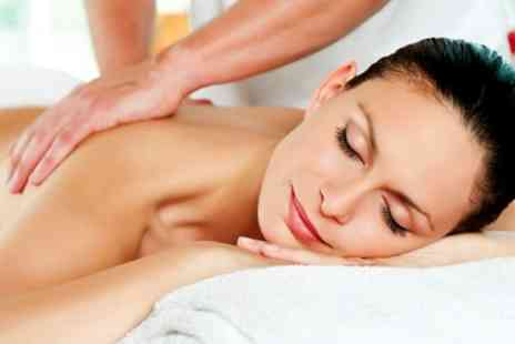 Savvy Health Hair and Beauty - Full Body Massage Plus Facial - Save 52%
