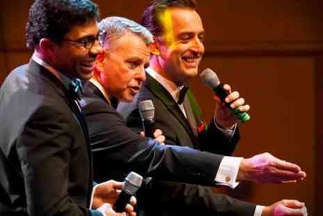 Entertainers Management - Ticket to Rat Pack Live - Save 50%