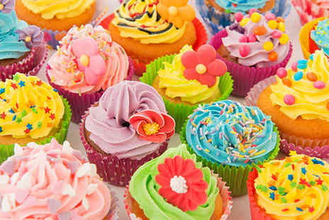 Trifles Bakery - Two hour cupcake making class - Save 71%