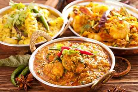 Woodhouse Spice - Two Course Indian Meal For Two - Save 48%