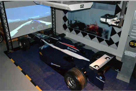 Garage51 - F1 or Rally driving simulator experience - Save 64%