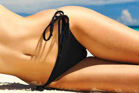 Forever Young - A full body spray tan - Save 50%