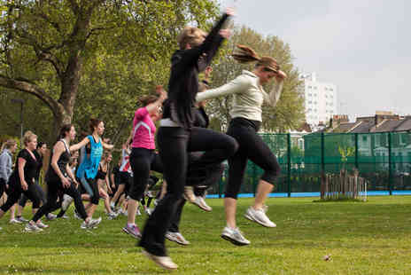 SW Fitness Group -  One hour outdoor bootcamp sessions - Save 75%