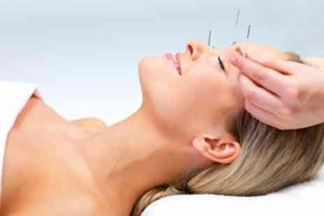 Sandford Park Clinic - Acupuncture and Choice of Massage - Save 65%