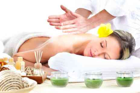 Julie @ Beauty Beehive - Full body Swedish massage mini facial and hand and feet massage - Save 76%