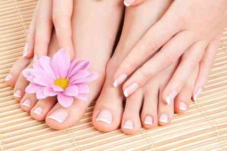 Shamin's Hair and Beauty Parlour - Gelish On Fingers or Toes - Save 60%
