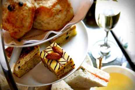 The Royal Cambridge Hotel - Prosecco Afternoon Tea For Two - Save 55%