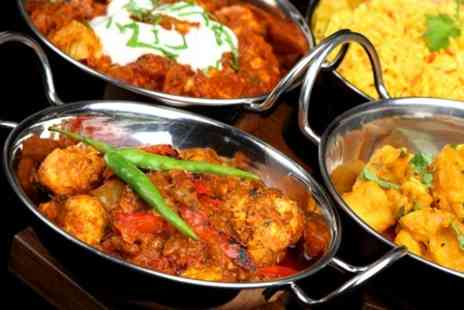 Revivals Indian Restaurant - Two Course Indian Meal For Two - Save 58%