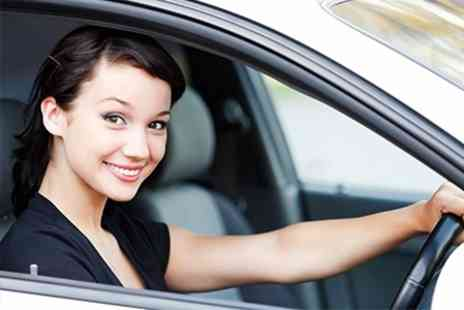 Tooting Driving School - Three Driving Lessons - Save 58%